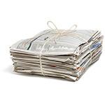 Газеты не прессованные