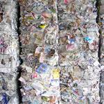 Газеты прессованные